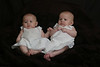 Elizabeth and Ella- 3 months :